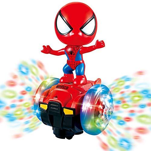 Dancing Spider-Man Robot Toys