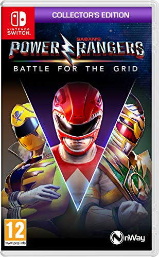 Power Rangers: Battle for the Grid: Collector's Edition (Switch)
