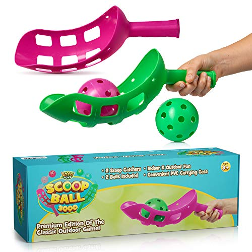 YoYa Toys Scoop Ball Game