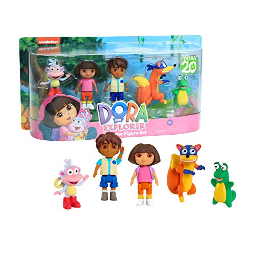 Dora the Explorer Collector Figure Set