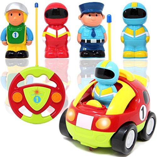 Joyin Toy Cartoon RC Race Car Radio Remote Control