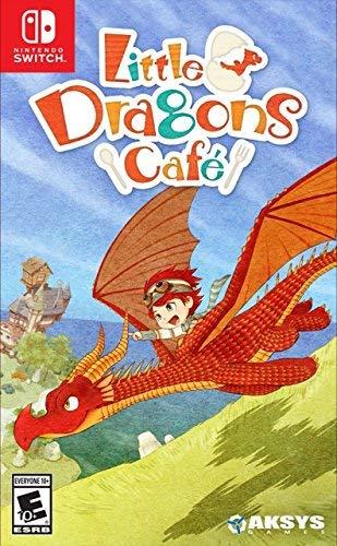 Little Dragons Café – Nintendo Switch