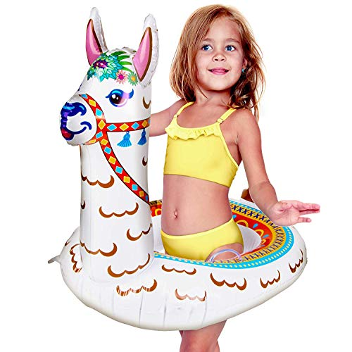 USA Toyz Llama Baby Pool Float