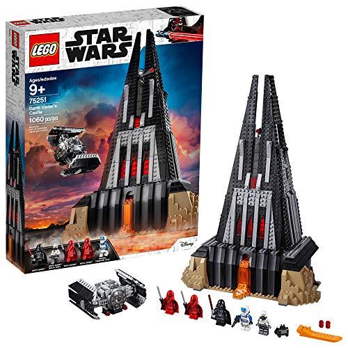 LEGO Star Wars Darth Vader's Castle 75251