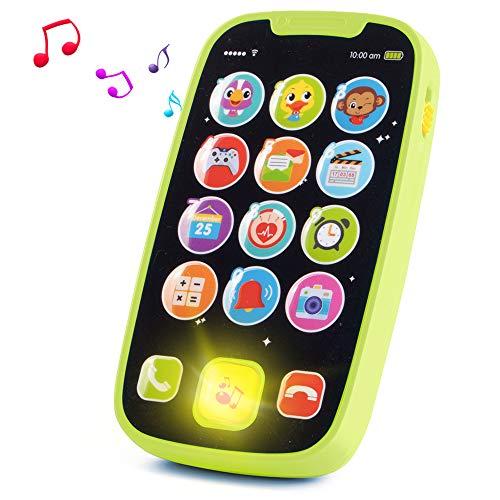 HISTOYE Baby Toys Phone