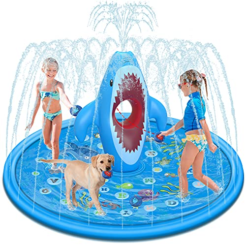 Tobeape Splash Pad