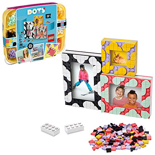 LEGO DOTS Creative Picture Frames 41914 DIY Creative Craft Decorations Kit