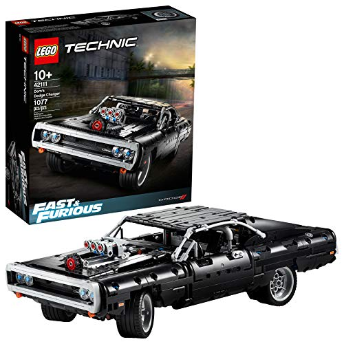 LEGO Technic Fast & Furious Dom's Dodge Charger 42111 (Best Quality Option)