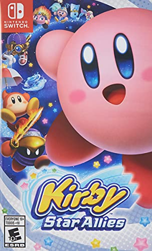 Kirby: Star Allies (Ages 4 and up)