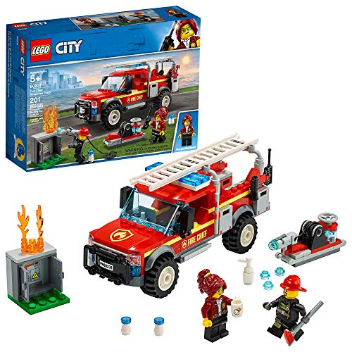 LEGO City Fire Chief Response Truck 60231 Building Kit