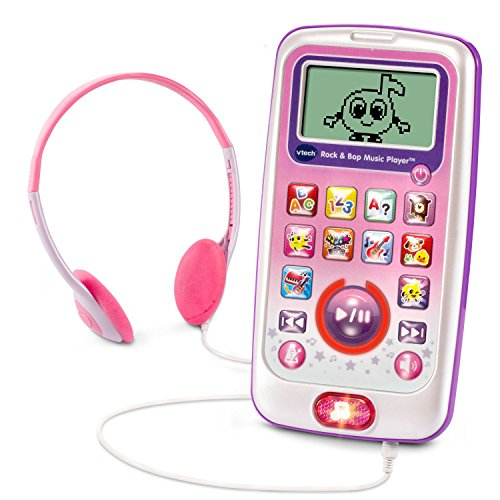 VTech Rock and Bop Music Player (Best Age 6 Option)