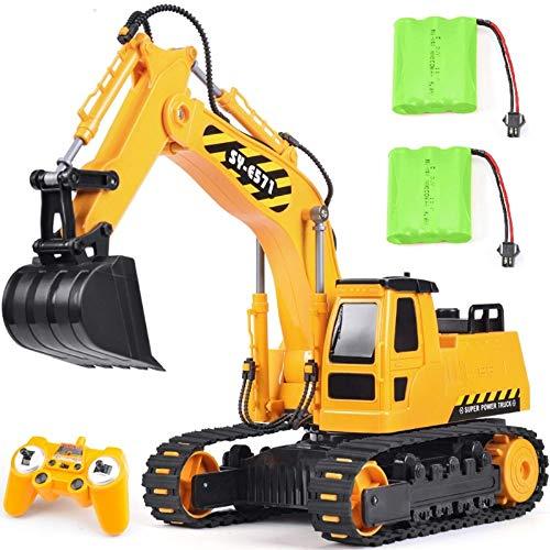 DOUBLE E Remote Control Excavator