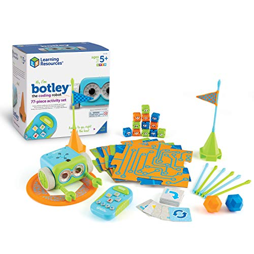 Learning Resources Botley the Coding Robot Activity Set (Best Quality Educational Toy)