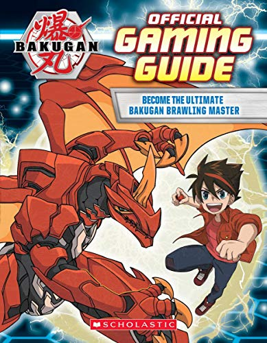 Bakugan: Official Gaming Guide (Best Budget Option)