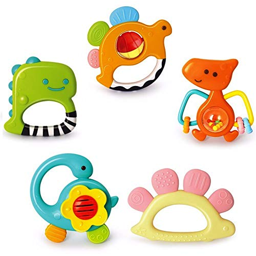 Yiosion Baby Rattles Sets