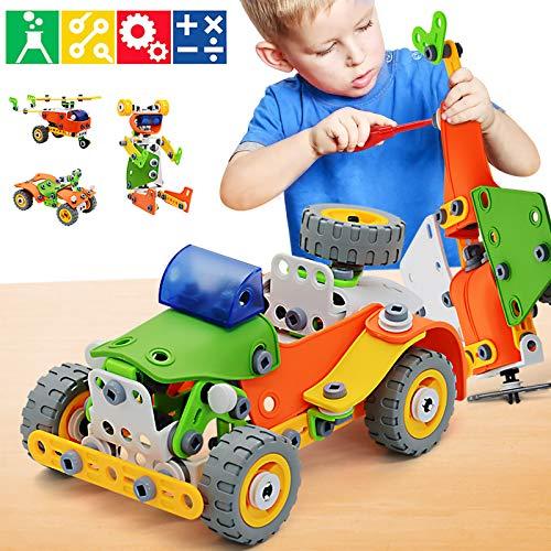 Nobranded STEM Learning Toys 5 in 1 Erector Set DIY
