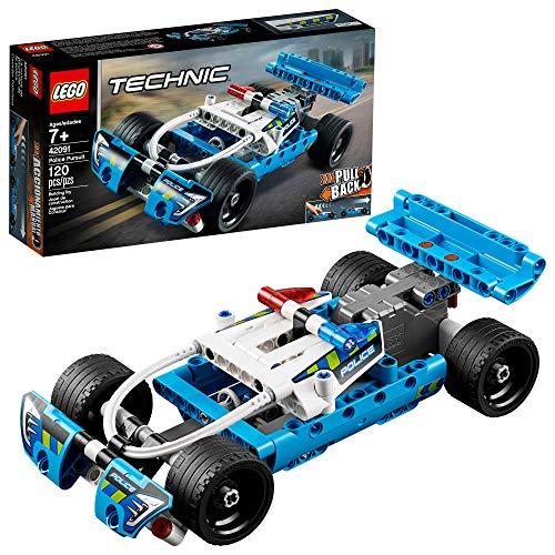 LEGO Technic Police Pursuit 42091 (Best Budget Option)