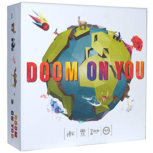 Doom ON You Card Game