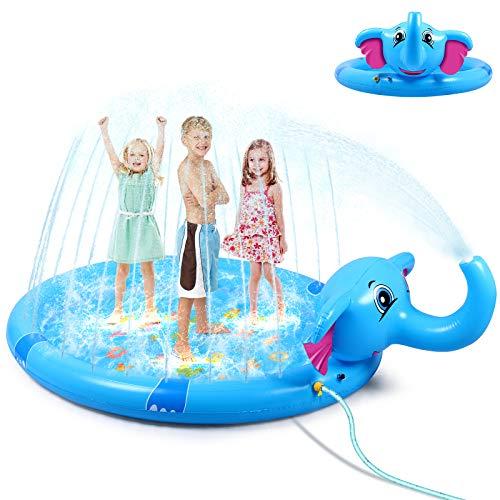 JUOIFIP Splash Pad