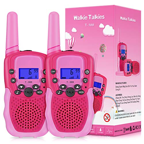 SnowCinda Walkie Talkies for Kids