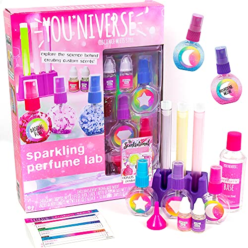 Youniverse Create Your Own Sparkling Perfume Lab
