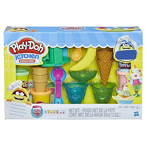 Play-Doh Kitchen Creations Ice Cream Party