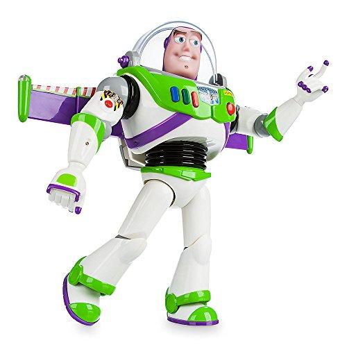 Disney Toy Story Buzz Lightyear Talking Action Figure
