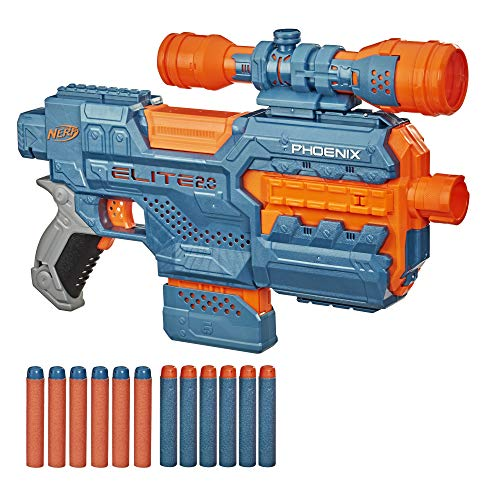 Nerf Elite 2.0 Phoenix CS-6 Motorized Blaster (Best Budget Option)