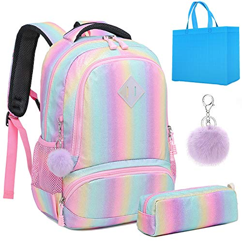 Girls Unicorn Backpack