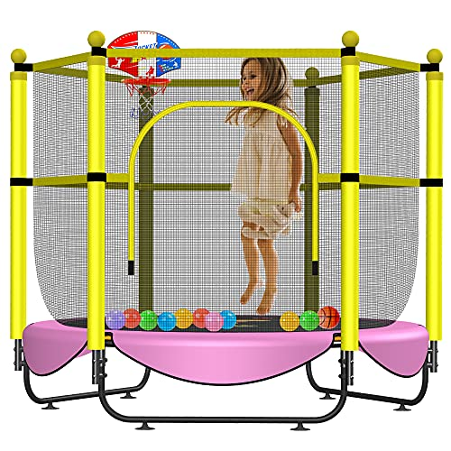 Asee'm 60'' Trampoline with Net