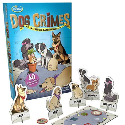 ThinkFun Dog Crimes (Best Budget Option)