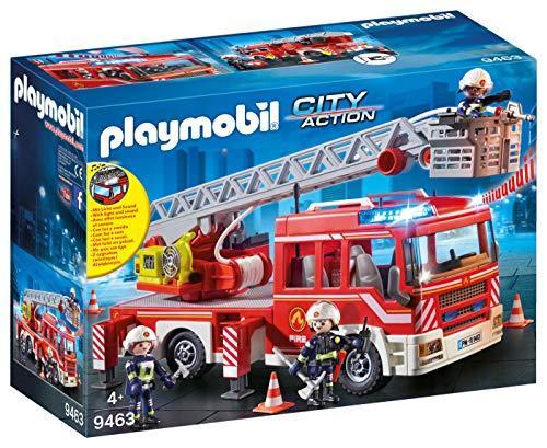 PLAYMOBIL Fire Ladder Unit (Best Quality Option)