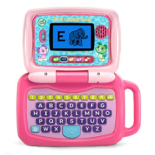 LeapFrog 2-in-1 LeapTop Touch (Best Budget Option)