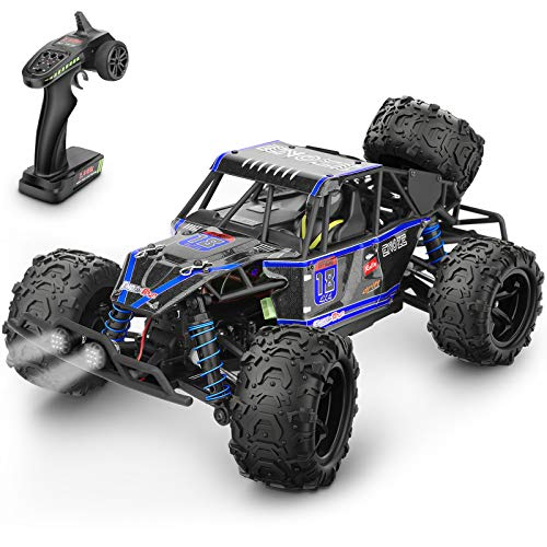 Remote Control Car, RC Racing High Speed Car (Best Budget Option)