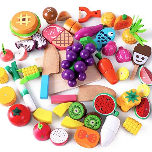 iPlay, iLearn Cutting & Cooking Toy