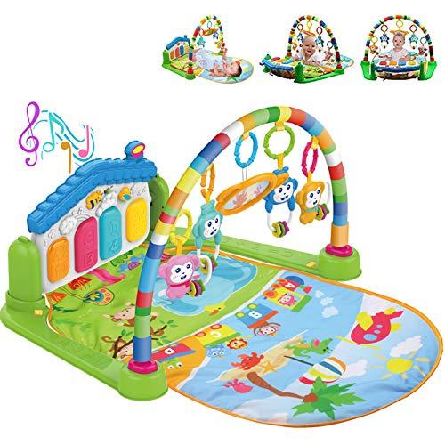 WYSWYG Baby Gym Jungle Musical Play Mat