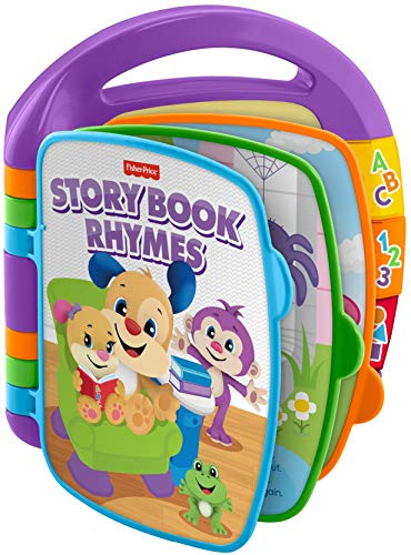 Fisher-Price - Laugh & Learn Storybook Rhymes