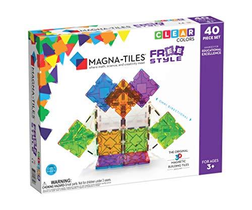 Magna Tiles Freestyle Set