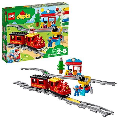 LEGO DUPLO Steam Train 10874 - Best Quality Option