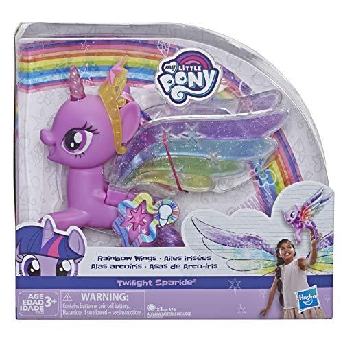 My Little Pony Toy Rainbow Wings Twilight Sparkle