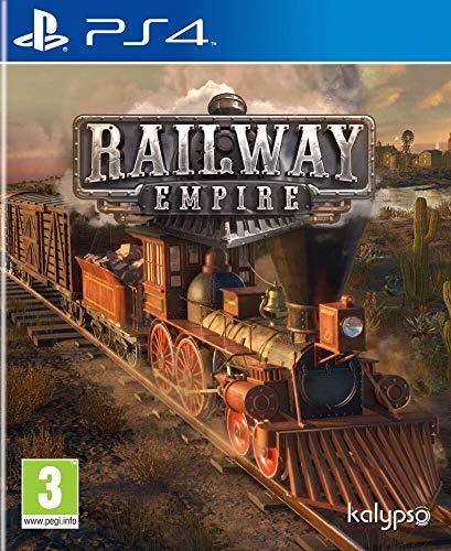 Railway Empire (PS4)