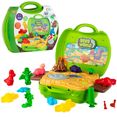 Magic Modeling Clay 26 Pieces