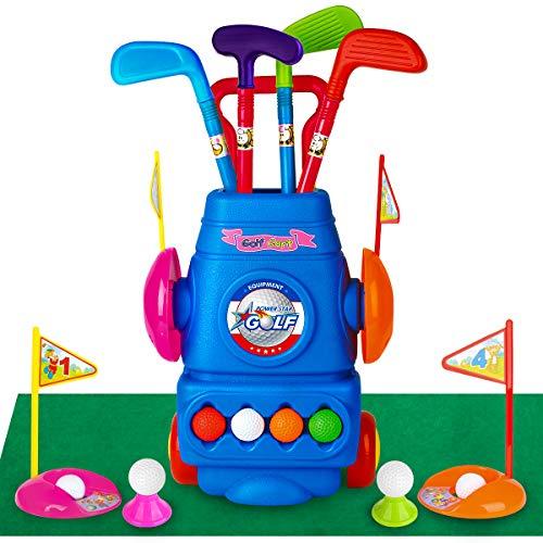Meland Kids Golf Club Set