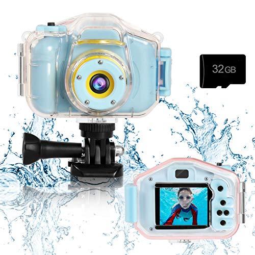 Agoigo Kids Underwater Sports Camcorder
