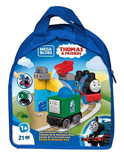 Mega Bloks Thomas & Friends Blue Mountain Team-Up