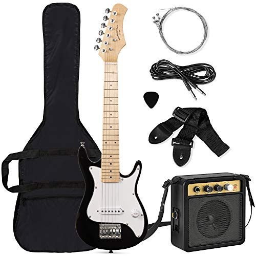 Best Choice Products 30in Kids Electric Guitar Beginner Starter Kit