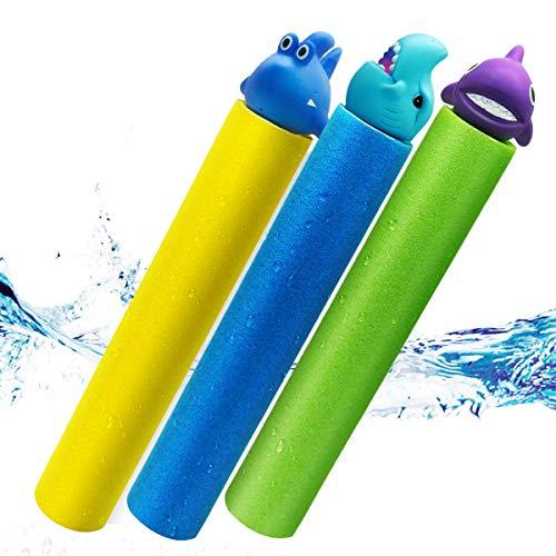 Foam Water Blaster Squirt Gun - Best Budget Option