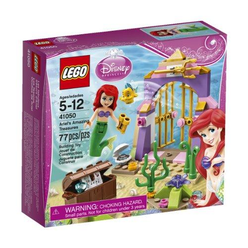 LEGO Disney Princess 41050 Ariel's Amazing Treasures