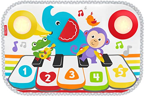 Fisher-Price - Smart Stages Kick & Play Piano