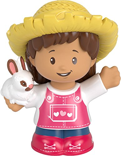 Fisher-Price Little People Farmer Mia Figure